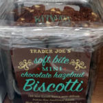 Trader Joe's Mini Chocolate Hazelnut Biscotti