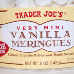 Trader Joe's Mini Vanilla Meringues