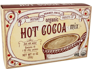 Trader Joe's Organic Hot Cocoa Mix