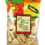 Trader Joe's Organic White Corn Tortilla Chips