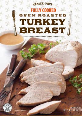 Trader Joe's Oven Roasted Turkey Breast