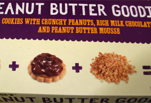 Trader Joe's Peanut Butter Goodies