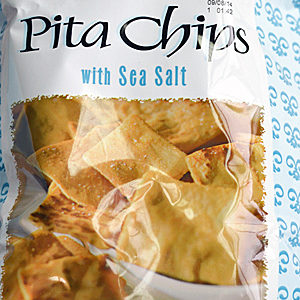 Trader Joe's Reduced Guilt Pita Chips with Sea Salt