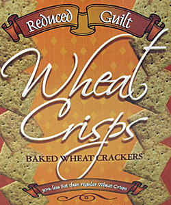 Trader Joe's Reduced Guilt Wheat Crisps