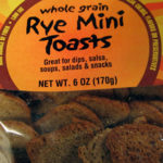Trader Joe's Rye Mini Toasts