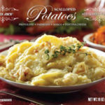 Trader Joe's Scalloped Potatoes