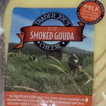 Trader Joe's Smoked Gouda Cheese