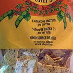 Trader Joe's Soy & Flaxseed Tortilla Chips