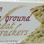 Trader Joe's Stone Ground Wheat Crackers