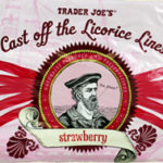 Trader Joe's Strawberry Licorice