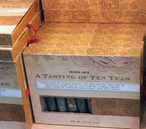 Trader Joe's A Tasting of Ten Teas