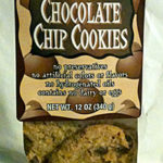 Trader Joe's Vegan Oatmeal Chocolate Chip Cookies