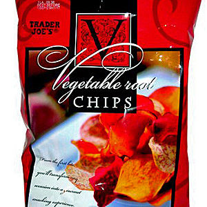 Trader Joe's Vegetable Root Chips