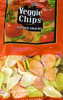 Trader Joe's Veggie Chips