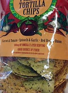 Trader Joe's Veggie & Flaxseed Tortilla Chips