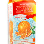 Trader Joe's 100% Pure Florida Orange Juice No Pulp