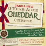 Trader Joe's 6 Year Aged Cheddar Cheese
