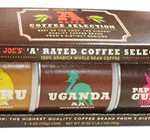 Trader Joe's A Rated Coffee Selection