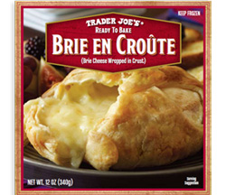 Trader Joe's Brie en Croute