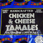 Trader Joe's Chicken & Cheese Tamales