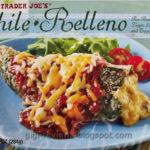 Trader Joe's Chile Relleno