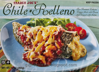 Trader Joe's Chile Relleno