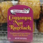 Trader Joe's Cinnamon Nut Rugelach