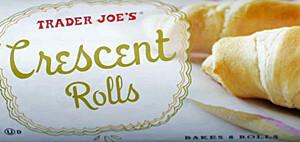 Trader Joe's Crescent Rolls