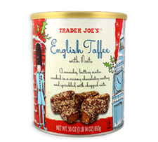 Trader Joe's English Toffee with Nuts