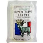 Trader Joe's French Truffle Chevre