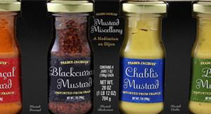 Trader Joe's Mustard Miscellany