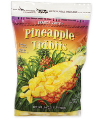 Trader Joe's Pineapple Tidbits