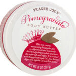 Trader Joe's Pomegranate Body Butter