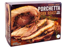 Trader Joe's Porchetta Pork Roast