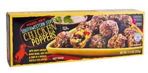 Trader Joe's Southwestern Style Chicken Poppers