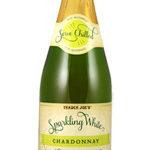 Trader Joe's Sparkling Chardonnay Grape Juice