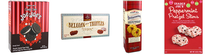 Trader Joe's Holiday Desserts