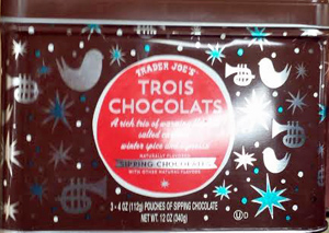 Trader Joe's Trois Chocolats Sipping Chocolates
