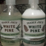 Trader Joe's White Pine Hand Soap & Lotion