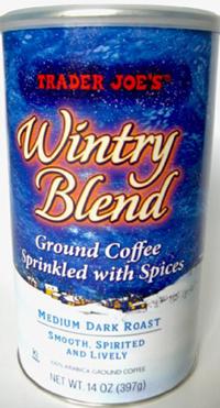 Trader Joe's Wintry Blend Coffee