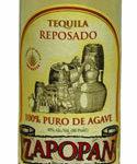 Trader Joe's Zapopan Reposado Tequila