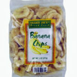 Trader Joe's Banana Chips
