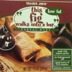 Trader Joe's Fig Walks Into A Bar