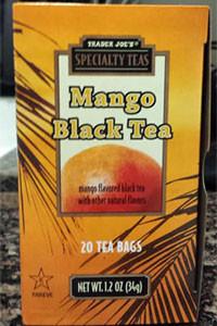 Trader Joe's Mango Black Tea