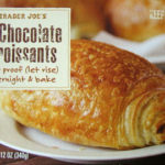 Trader Joe's 4 Chocolate Croissants