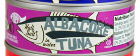 Trader Joe's Canned Albacore Tuna (Half Salt)