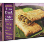 Trader Joe's Aloo Chat Kati Pouches