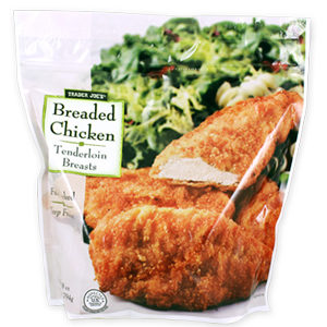Trader Joe's Breaded Chicken Tenderloin Breasts