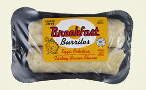 Trader Joe's Breakfast Burritos