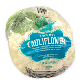 Trader Joe's Cauliflower Head